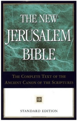 The New Jerusalem Bible standard